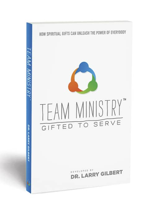 Team Ministry: Gifted to Serve
