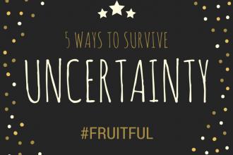 5 WAYS to SuRVIVE