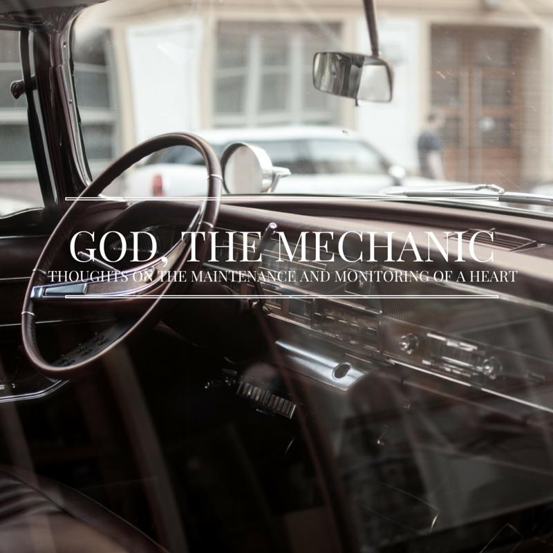 GOD, THE MECHANIC